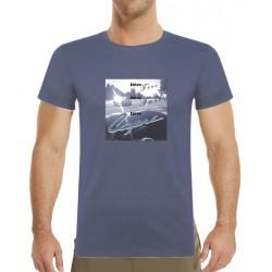 25dced4c08b Bavlněná trička s potiskem s autoveteránskou a automobilovou ...